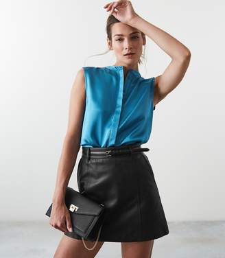 ec44e084a2a3d5 Reiss Women's Button Front Tops - ShopStyle