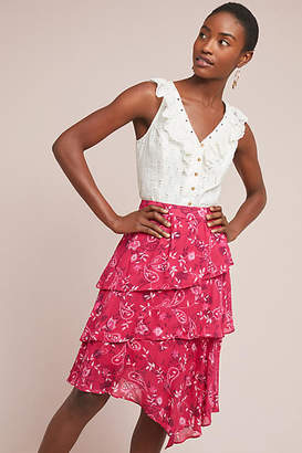 Steele Claire Floral Skirt