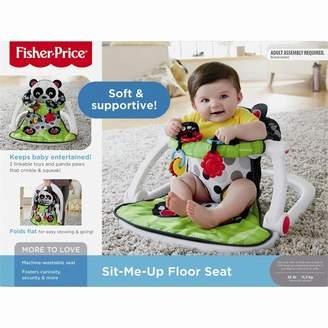 Fisher-Price Sit Me Up Floor Seat, Panda Paws