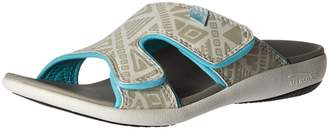 Spenco Women's Tribal Slide Sandal