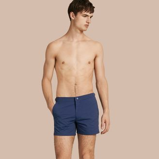 Burberry Tailored Swim Shorts $225 thestylecure.com