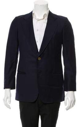Gucci Wool Two-Button Blazer