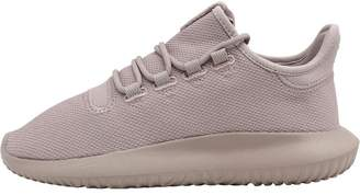 15fd9e24abb adidas Junior Tubular Shadow Trainers Vapour Green Vapour Green Raw Pink