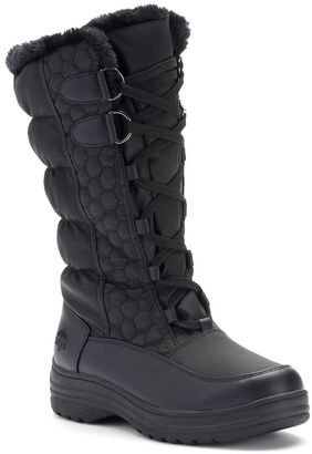 Totes Janis Women's Waterproof Winter Boots $89.99 thestylecure.com