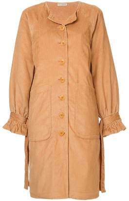 Ulla Johnson ribbed detail jacket