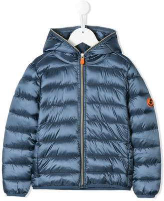 Save The Duck Kids padded winter jacket