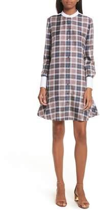 Women's Tory Burch Cora Silk Dress