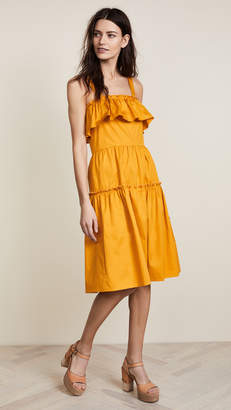 Cynthia Rowley Wallfower Dress