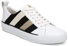 Diane von Furstenberg Tess Leather Sneakers