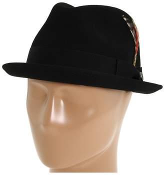 Brixton Gain Fedora Fedora Hats