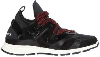 DSQUARED2 Neoprene Techno Sneakers