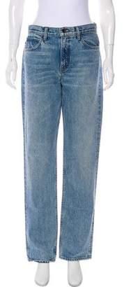 Helmut Lang Straight-Leg Boyfriend Jeans