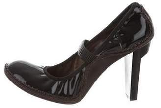 Marni Patent Leather Mary Jane Pumps