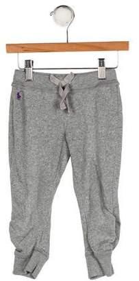 Ralph Lauren Boys' Knit Embroidered Pants