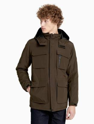 Calvin Klein canvas 4 pocket jacket