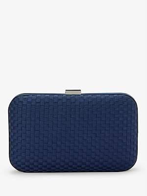 67ddcc12908e John Lewis   Partners Stella Geo Box Clutch Bag