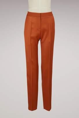 Pallas Satin straight pants
