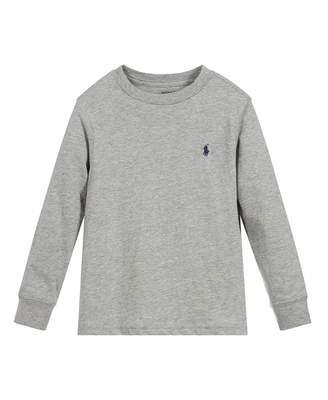 at Psyche · Ralph Lauren Polo Classic Long Sleeved T-shirt 01cf2be2a31