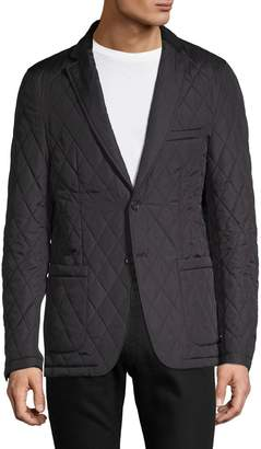 Saks Fifth Avenue Classic Quilted Blazer