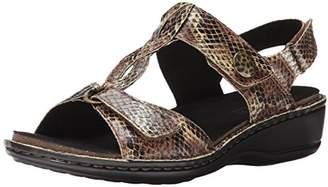 Aravon Women's Collette AR Dress Sandal