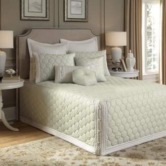 Unbranded Laura Twin Green Bedspread