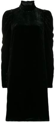 Ulla Johnson velvet turtleneck dress