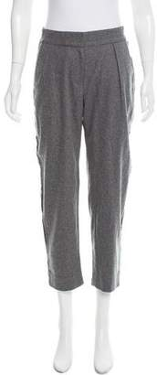 Willow Wool Mid-Rise Pants