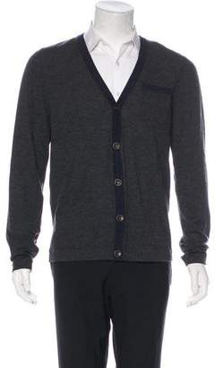 Rag & Bone Wool Button-Up Cardigan