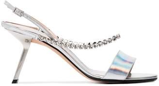 Ballin Alchimia Di Pethia 80 Crystal Embellished Sandals