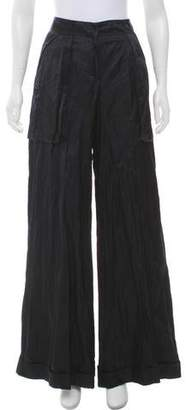 Monse High-Rise Extra Wide-Leg Pants w/ Tags