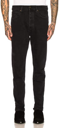 Calvin Klein Est. 1978 Denim Jeans in Black Stone | FWRD