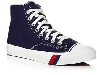 Keds Pro Men's Royal High-Top Sneakers