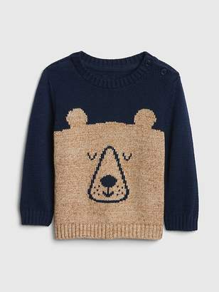 Gap Bear Pullover Sweater