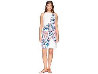 Tommy Bahama Le Tigre Floral Halter Dress