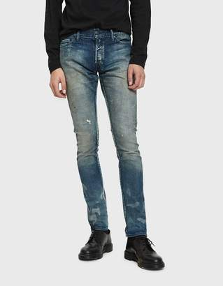 John Elliott The Cast 2 Denim Jean in Capital E Wash