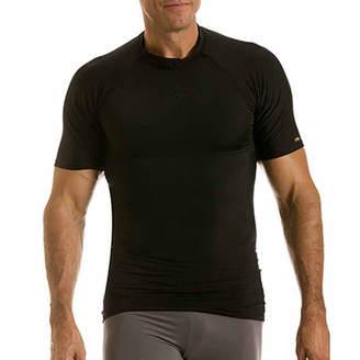 INSTA SLIM Insta Slim Men's Compression Short Sleeve Raglan Shirt
