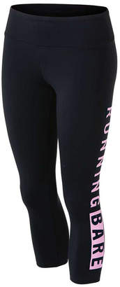 Running Bare Womens High Rise Wots 7 / 8 Tights