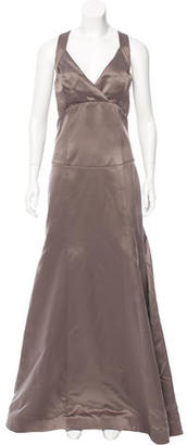 Vera Wang Sleeveless Evening Gown w/ Tags $195 thestylecure.com