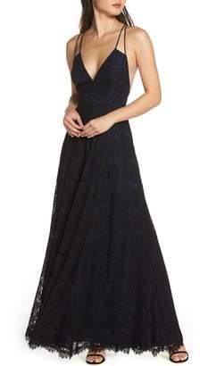 Fame & Partners The Austin Lace Dress