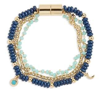 Treasure & Bond Layered Charm Bracelet