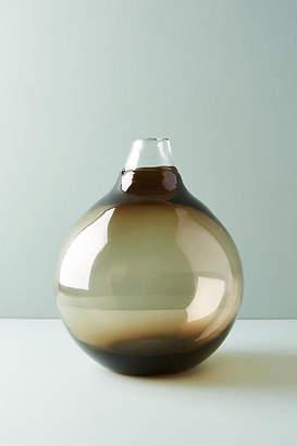 Anthropologie Translucent Bubble Vase