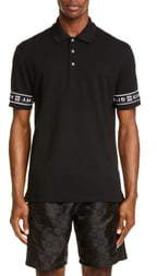 Givenchy 4G Band Slim Fit Polo