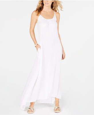 933a0f01f7 Raviya Crepe Sleeveless Maxi-Dress Cover-Up Women Swimsuit