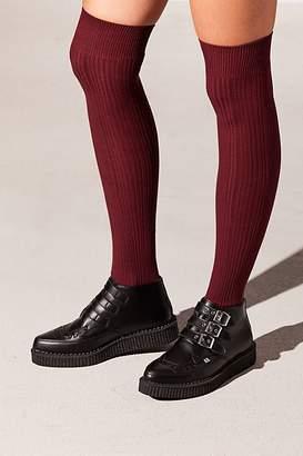 Basic Over the Knee Sock
