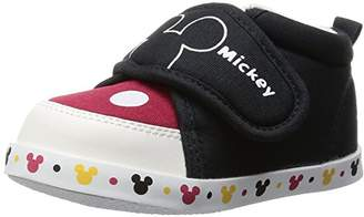 Disney (ディズニー) - [ディズニー] DISNEY ベビーシューズ DS0150 DS0150 9 (ブラック/14.5)