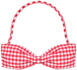Tory Burch GINGHAM BANDEAU