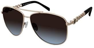 Rocawear Women's R687 Gld Aviator Sunglasses