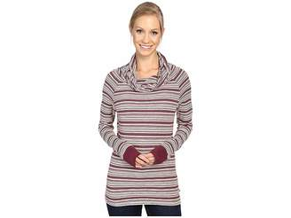 Toad&Co Stripe Out Boat Twist Tee Women's Clothing