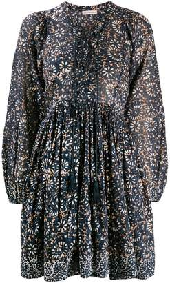 Ulla Johnson patterned short dress