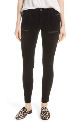 Joie Park Stretch Cotton Skinny Pants